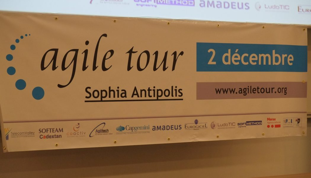 Photos « Session Retour d'expérience – Agile Tour 2014 à Sophia-Antipolis »