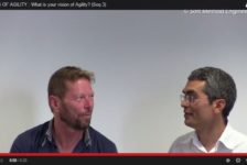 Conference Heart of Agile avec Alistair Cockburn mai 2018 sur 2 jours