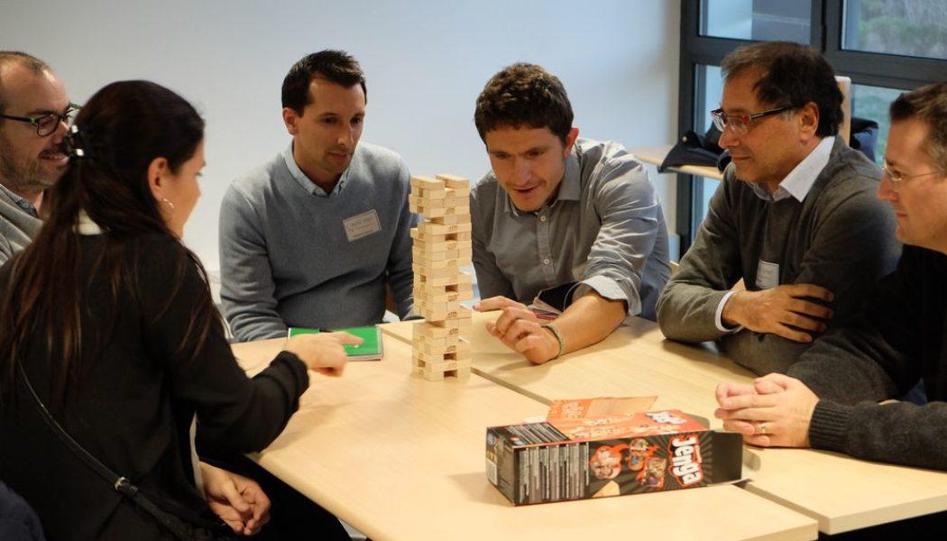 Photos « Agile Tour, 7 décembre 2017 à Marseille – Jenga et Management Agile 3.0 »