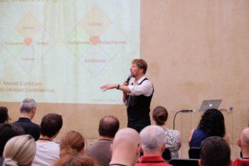 Vidéo « Heart of Agile avec Alistair Cockburn, 31 mai & 1er juin 2018 à Paris »