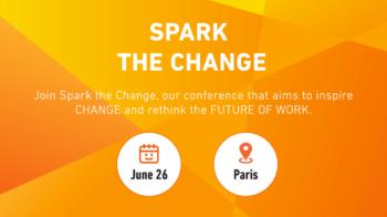 Conférence Spark the Change, 26 juin 2018, Paris